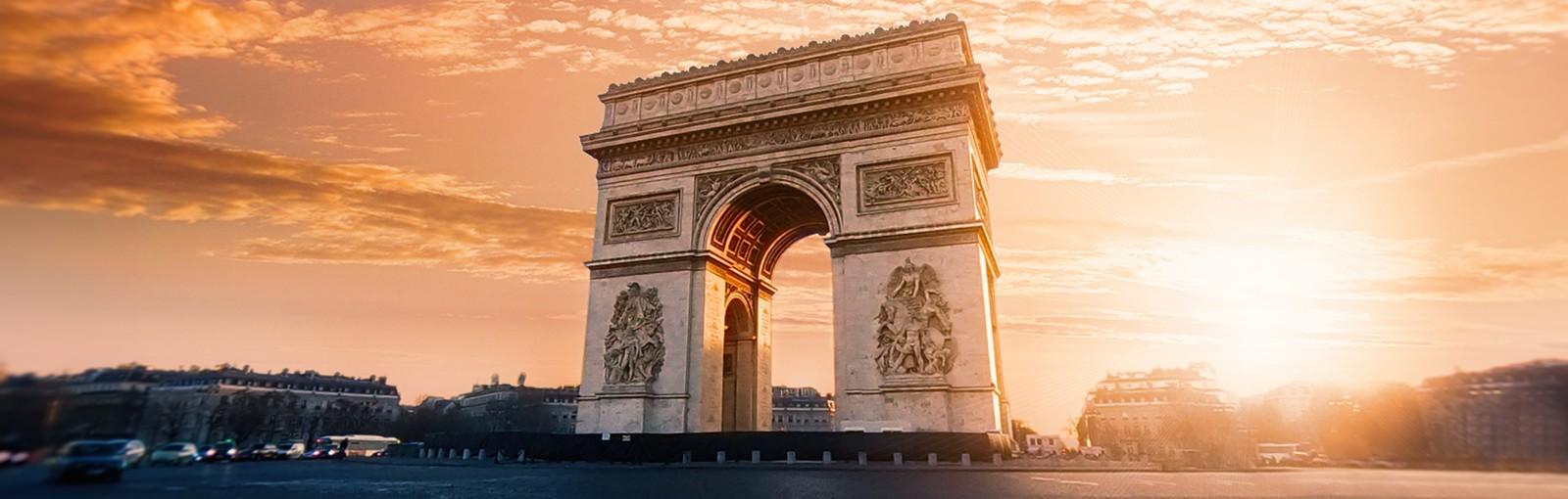 Tours Paris Getaway with 2 hotel nights - Paris Packages - Paris Tours
