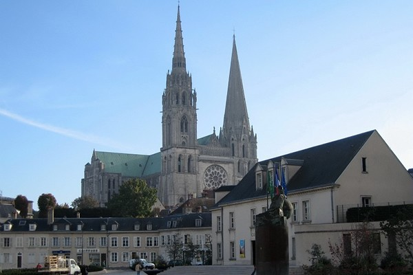 Chatres cathedral