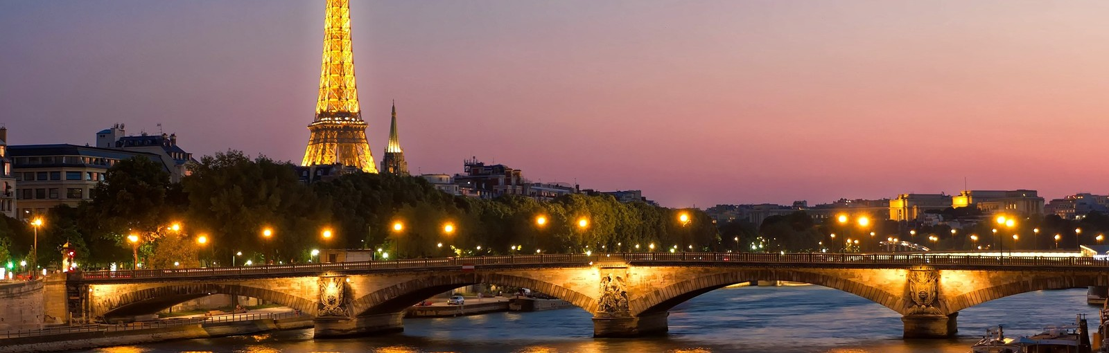 Tours Romantic Package - Paris Packages - Paris Tours