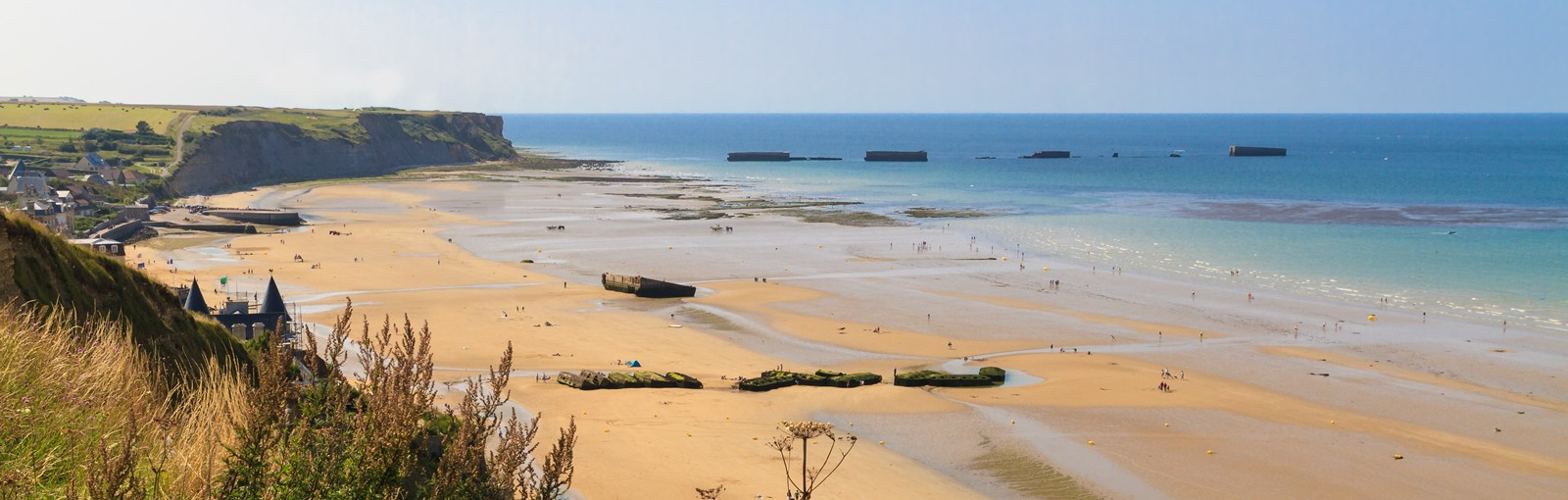 Tours The 'D.Day' Landing Beaches - Full days - Day tours from Paris