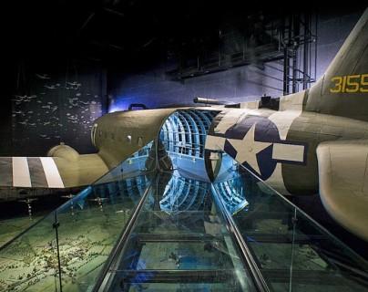Airborne museum Sainte-Mère-Eglise