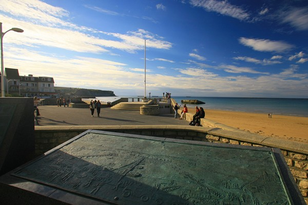 The 'D.Day' Landing Beaches - Full days - Day tours from Paris