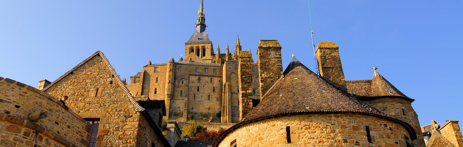 The Mont-Saint-Michel