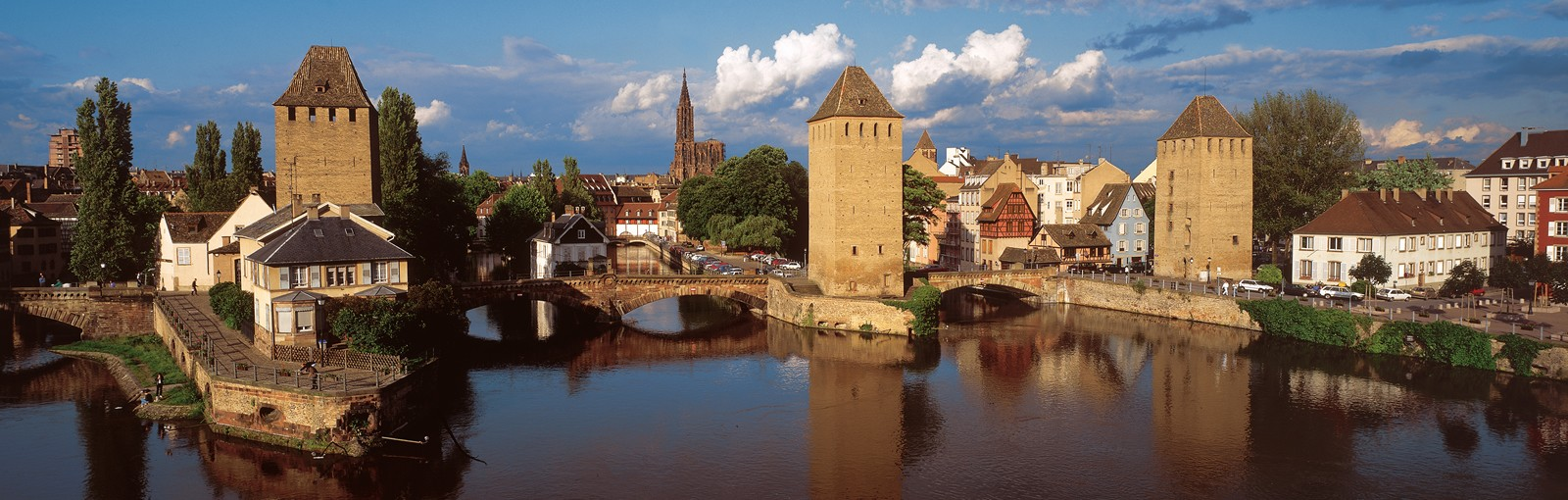 Tours Burgundy - Alsace – Champagne - Multi-regional - Multiday tours from Paris
