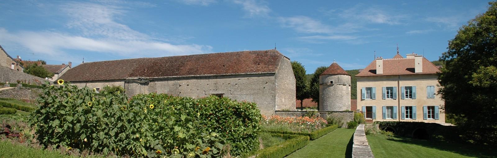 Bourgogne - Château privé recevant des hôtes