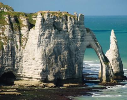 Etretat cliffs