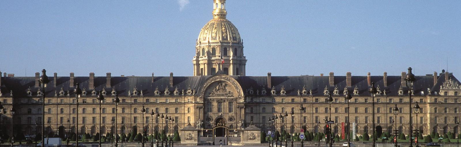 Tours The Invalides, the Army Museum, the Tomb of Napoleon - Walking tours - Paris Tours