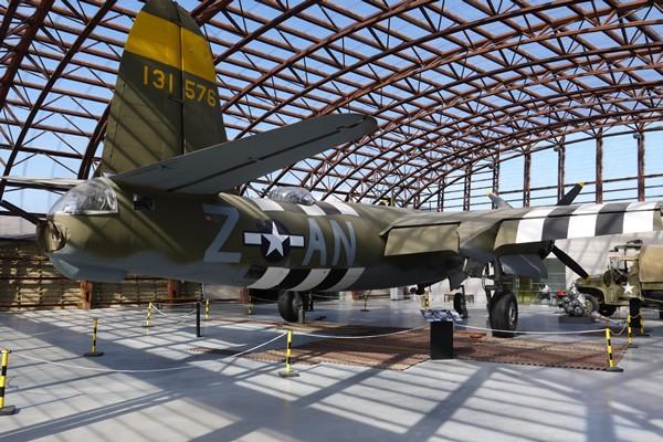 Normandy - Utah beach museum