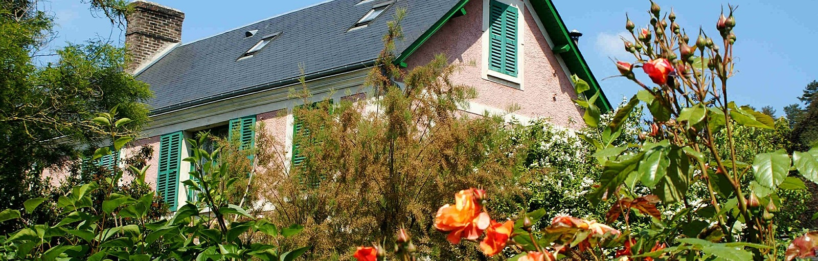 Tours Giverny - Half days - Day tours from Paris