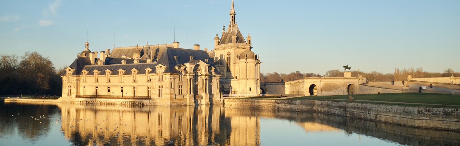 Tours Chantilly - Half days - Day tours from Paris