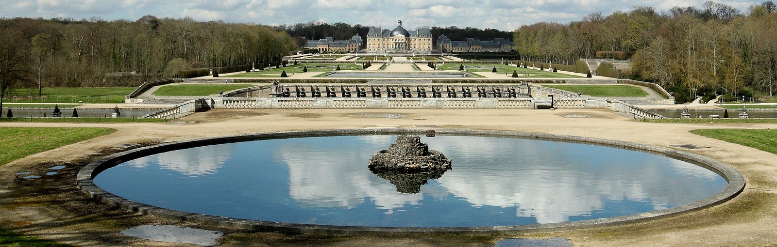 Tours Vaux-le-Vicomte - Half days - Day tours from Paris