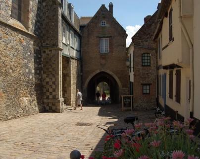 village of Saint-Valery-sur-Somme