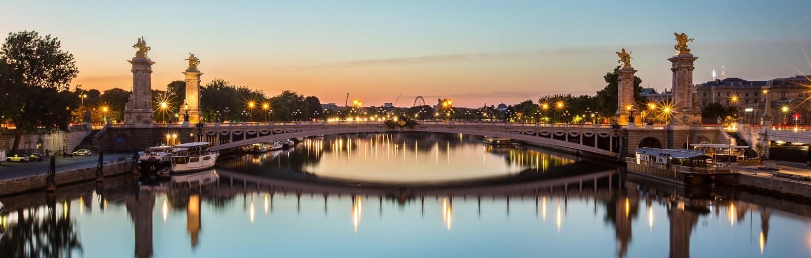 Tours Illuminations tour - Sightseeing - Paris Tours