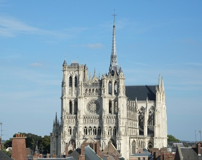 Amiens - cathedral