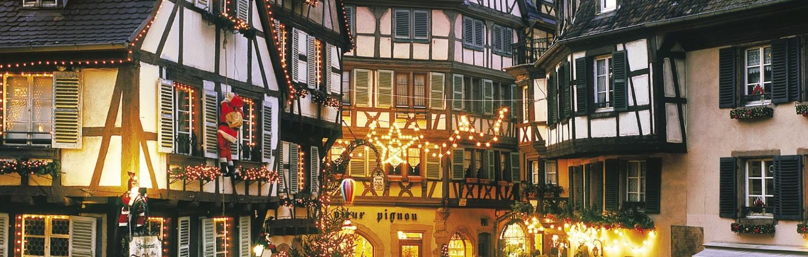 Tours Overnight tour in Alsace - ALSACE - Regional tours