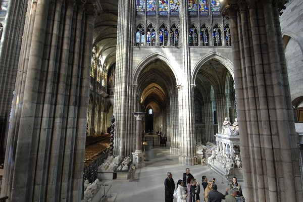 Saint-Denis - Half days - Day tours from Paris
