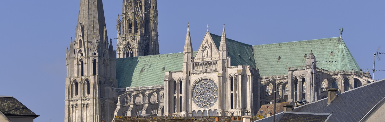 Tours Chartres town and cathedral - Half days - Day tours from Paris