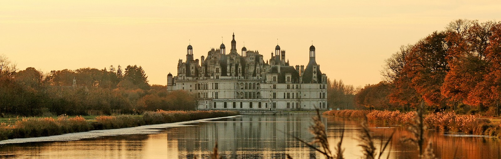 Tours CHAMBORD, CHENONCEAU AND CHEVERNY OR CHAUMONT OR BLOIS - Full days - Day tours from Paris