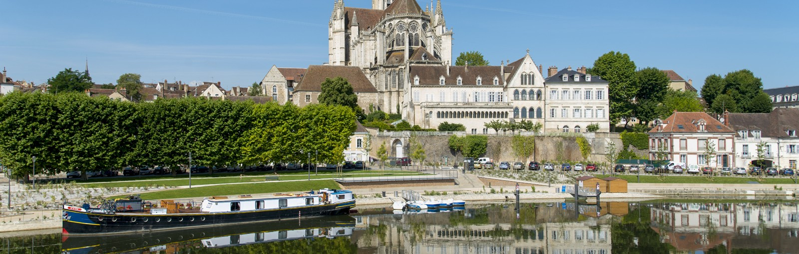 Tours Burgundy / Auxerre - Full days - Day tours from Paris