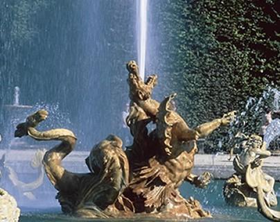 Versailles - the Dragon fountain