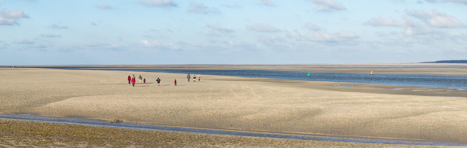Somme Bay - Le Hourdel